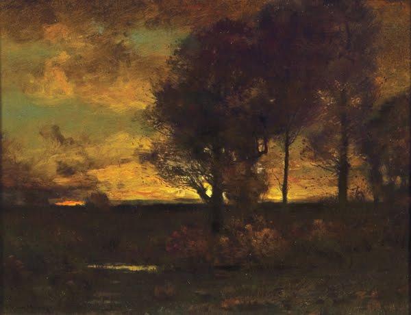 John Francis Murphy Evening Original