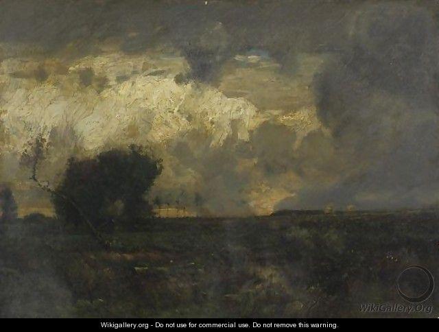 John Francis Murphy Landscape: Original