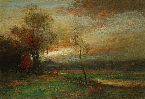 John Francis Murphy Landscape (original)