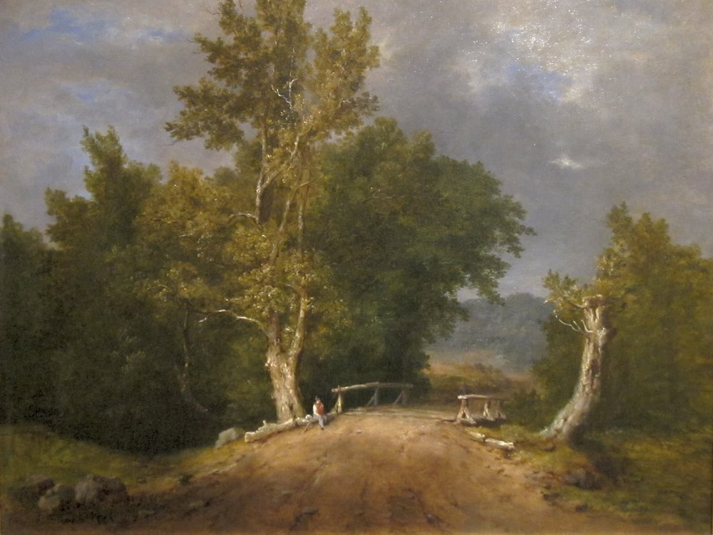George Inness Landscape (Original)