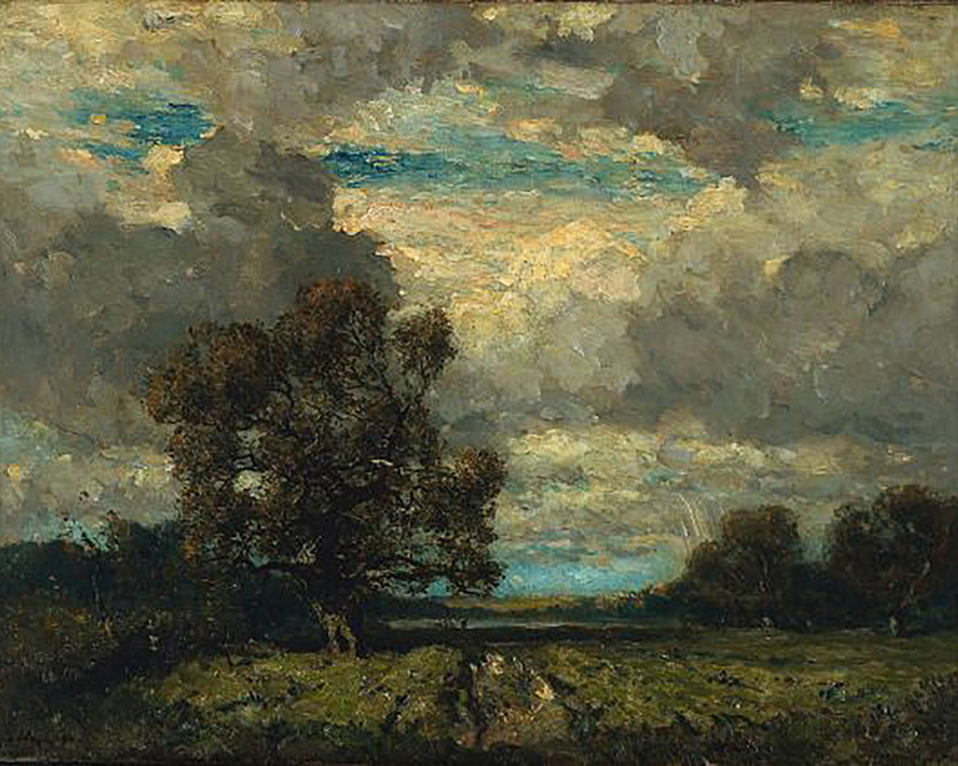 Alexander Wyant Landscape (Original)