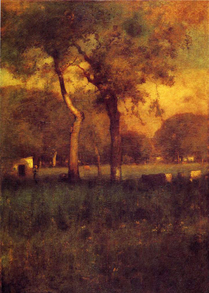 George Inness California (Original)