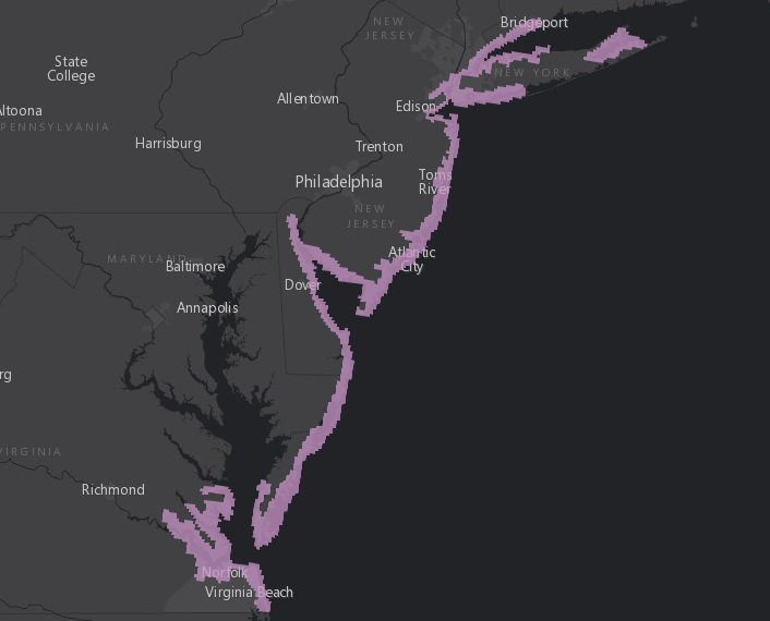 Storm surge watch is in effect per the NHC.