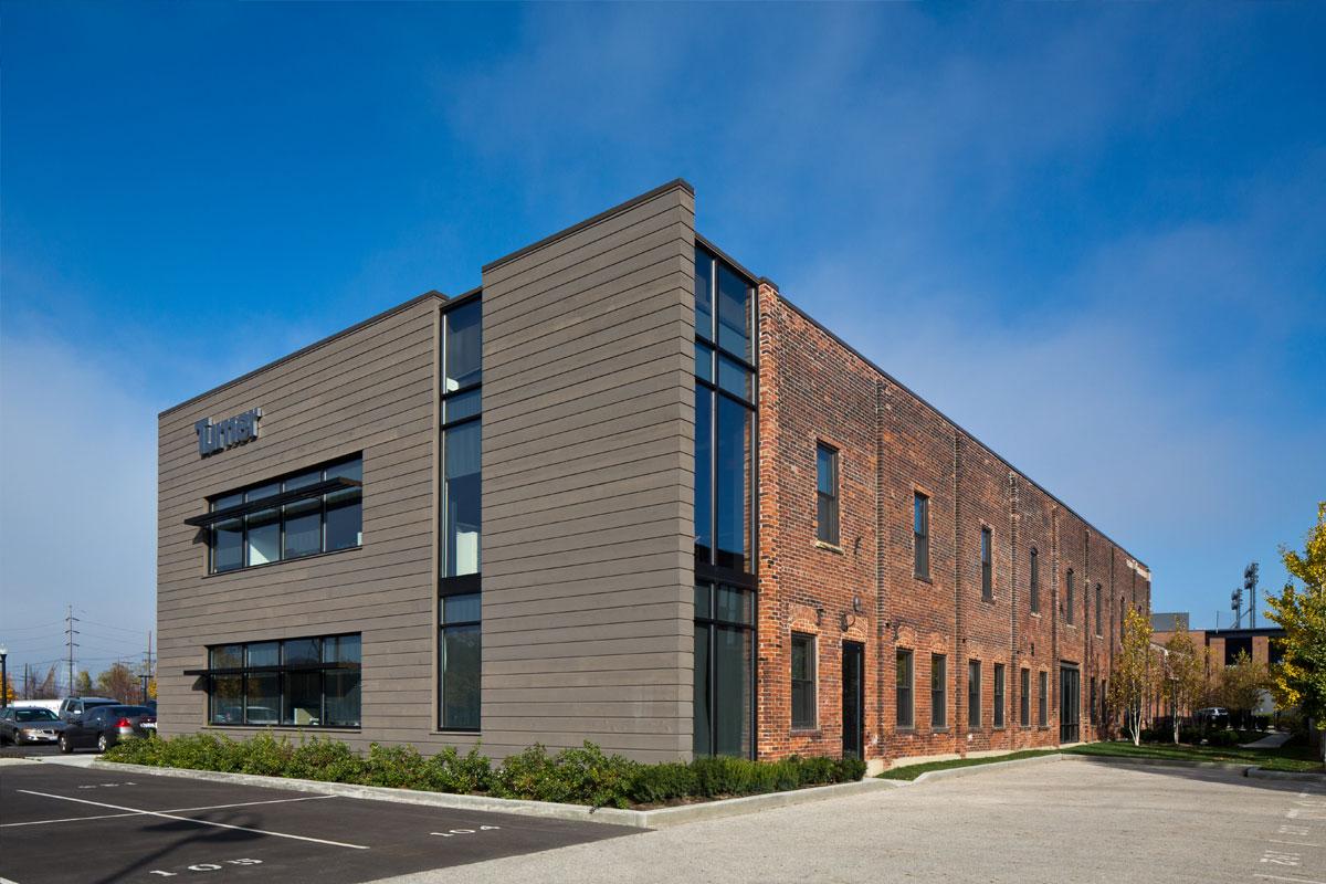 Renovation Warehouse Hanover Building Mode Architects