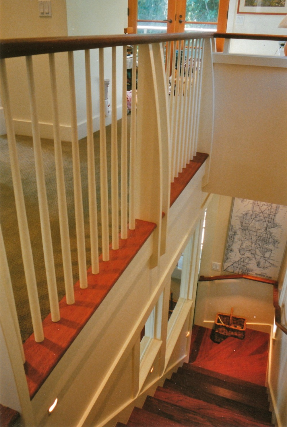 Pleasant Beach - Back Stair.jpg