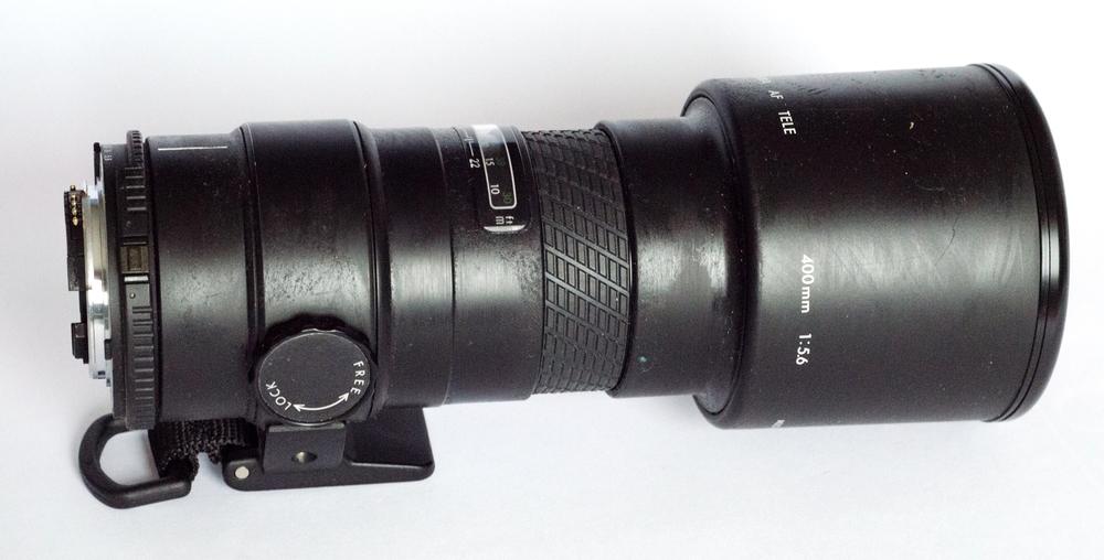 Sigma 400mm f5.6 APO
