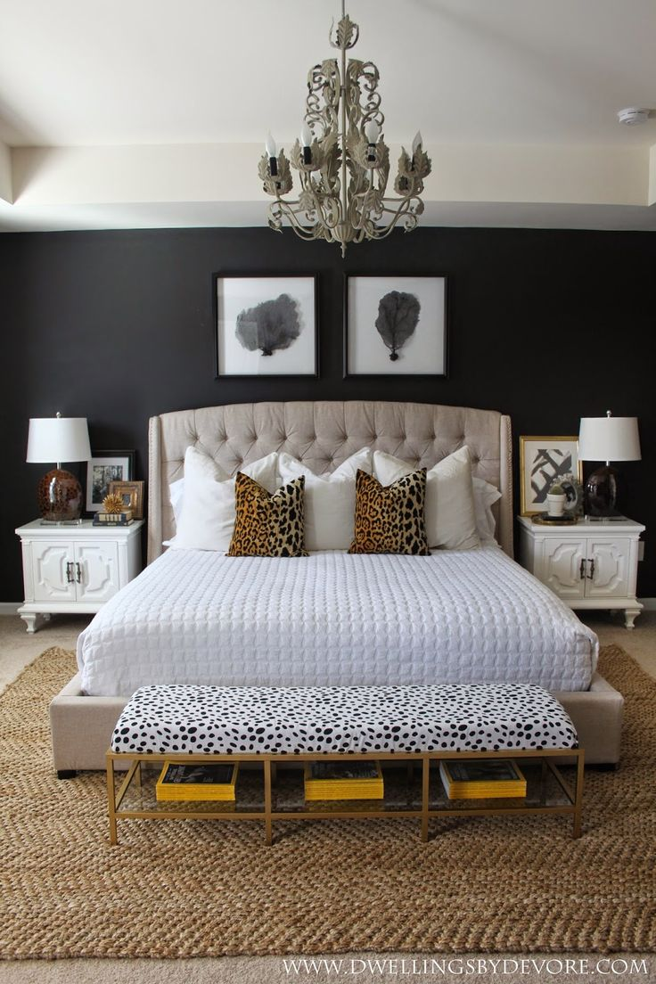 Styling Tips: Bedroom wall colors — Brooke Lang Design | Chicago ...
