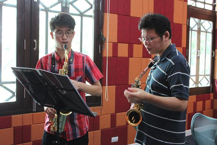 Copy of Lesson with Kenny Tsai