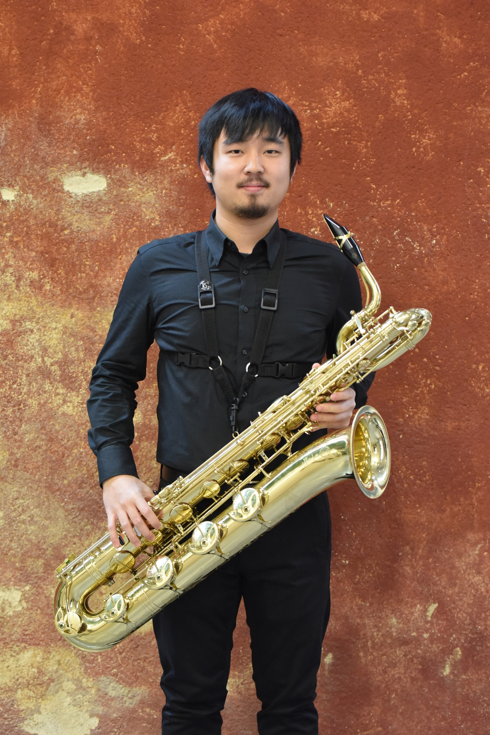 He has also participle numbers of composition studio work with renowned composers such as Luis Naon, Claude Ledoux, Francois Rosse etc.