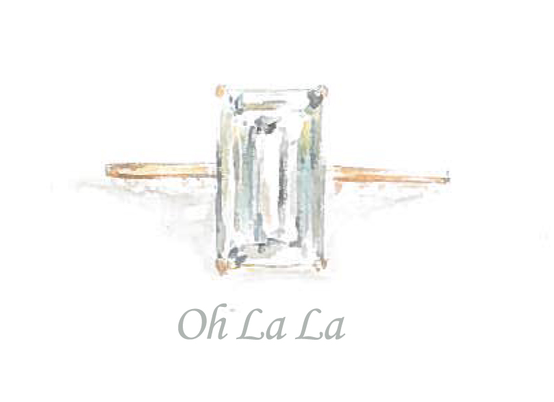 Lydia Marie Elizabeth Emerald Cut Diamond Engagement Ring.jpg