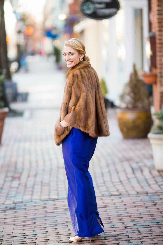 Lydia Marie Elizabeth in Fur