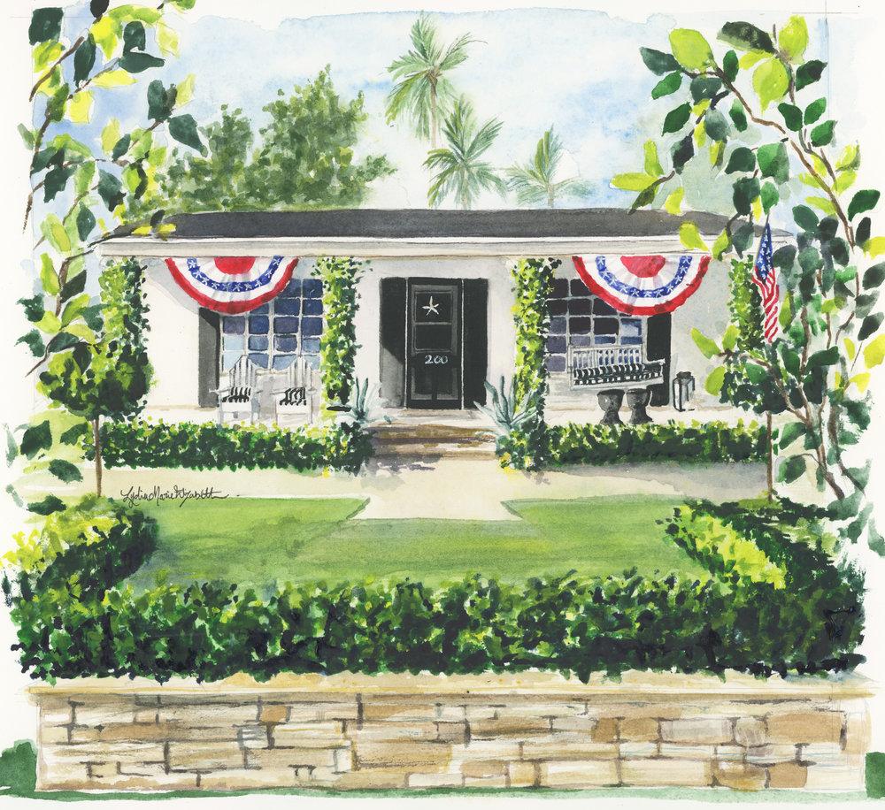 Lydia Marie Elizabeth Palm Beach Commission