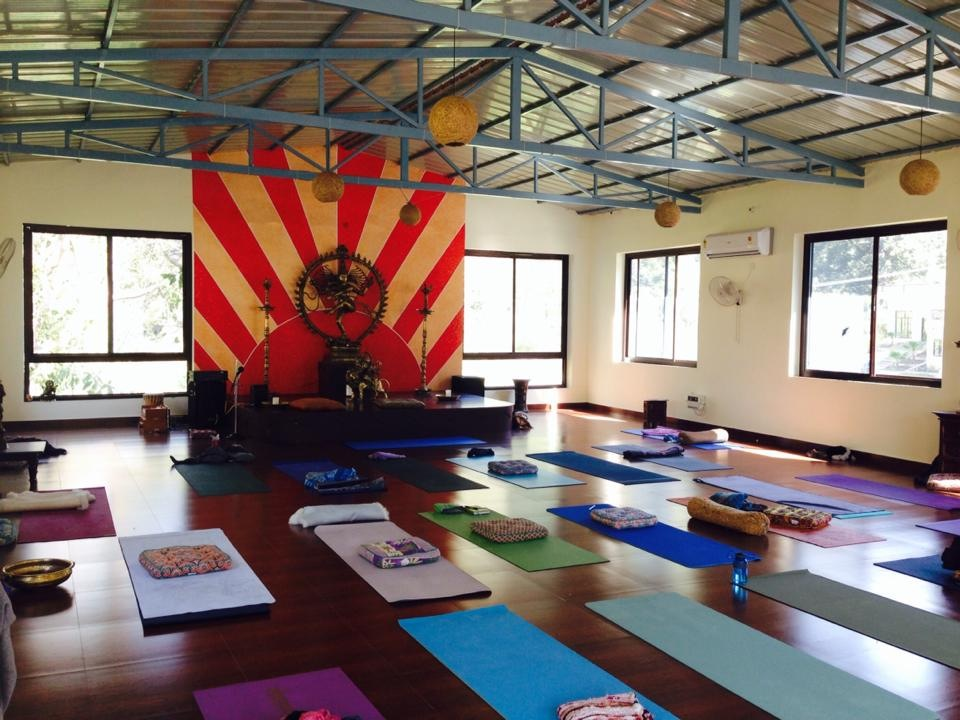 Sattva Yoga Center, Rishikesh India: Home of Radiant Body Yoga Teacher Training.