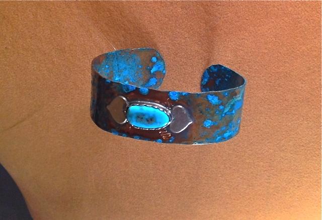 Turquoise Horizon Bracelet