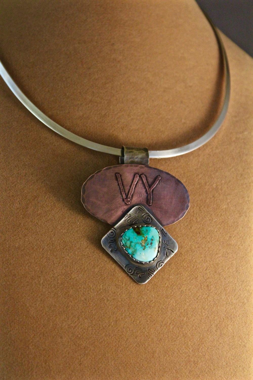 VY Brand Pendant