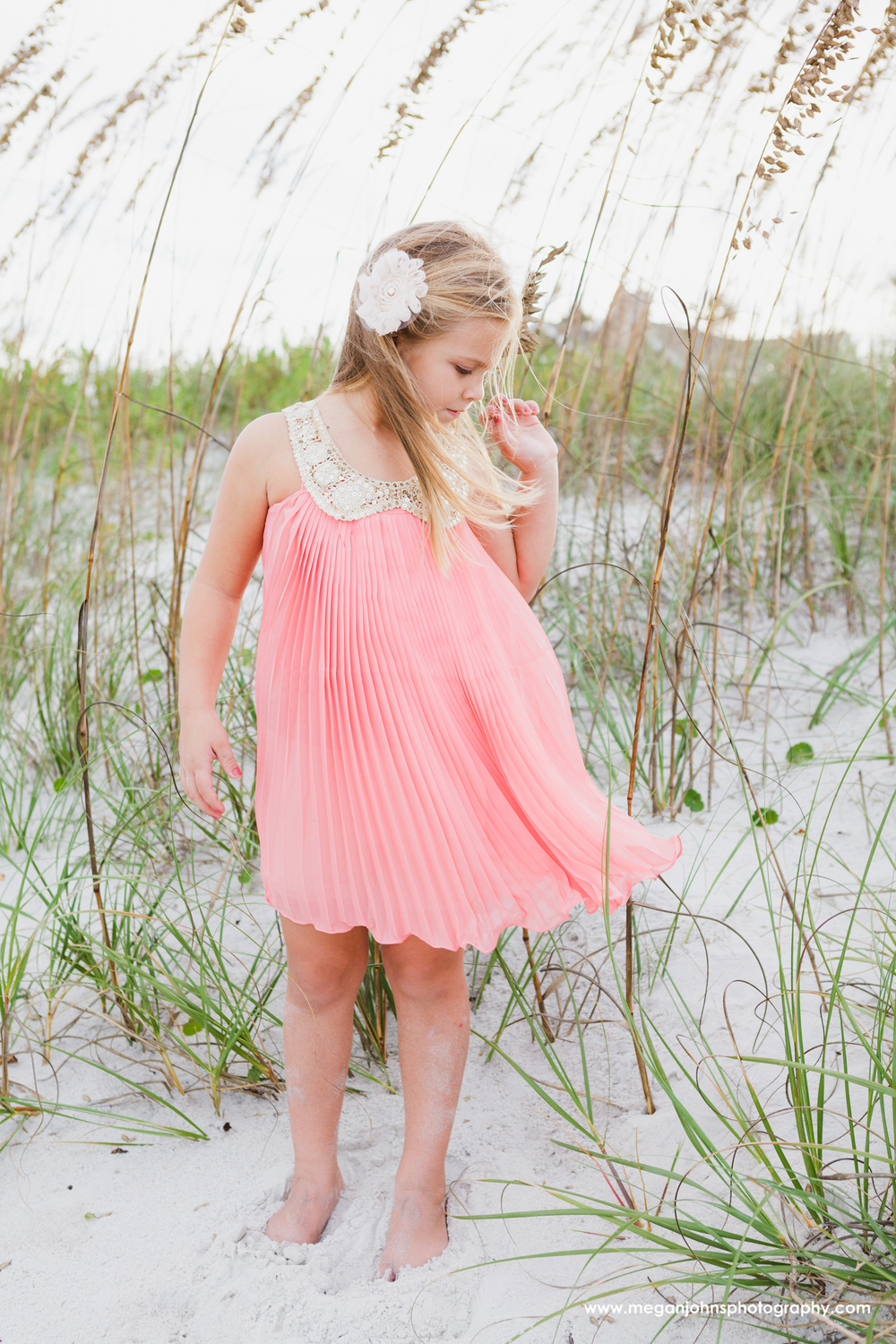 Jacksonville Beach Photography No Shoes