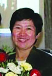 Silver Master Cindy Wu Chen