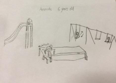 Amanda Zheng, Age 6