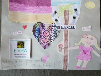 Bree Belnap, Age 6