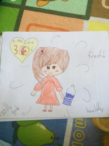 Judy Ye, Age 10