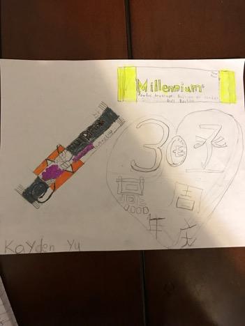 Kayden Yu, Age 6