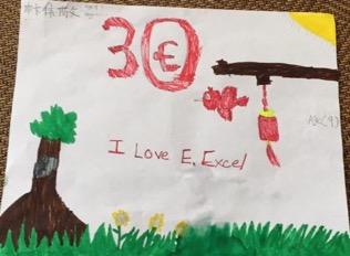 Vegan, Age 9