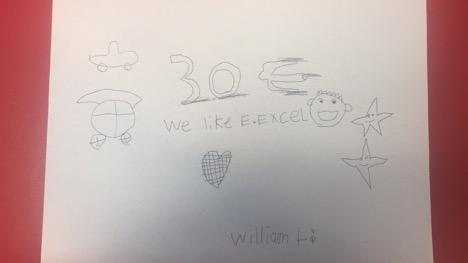 William Li, Age 7