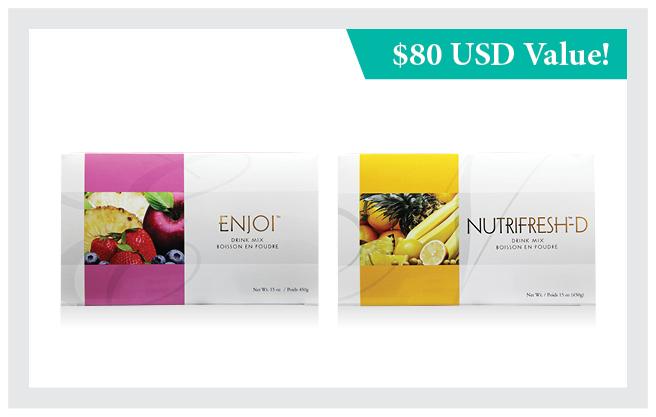 Enjoi™    •    Nutrifresh™-D