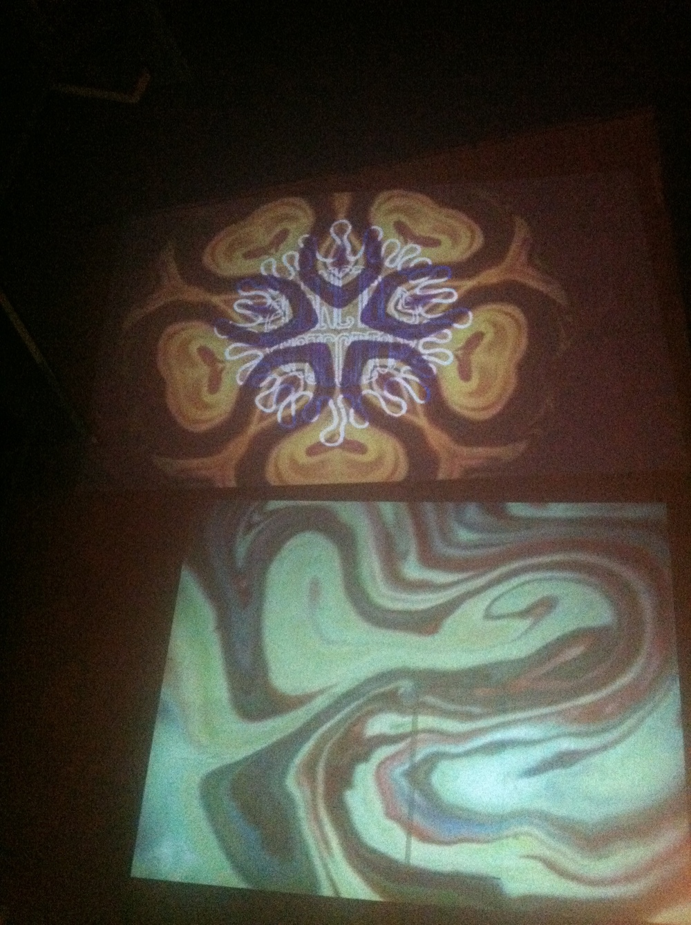 Art Walk Projections