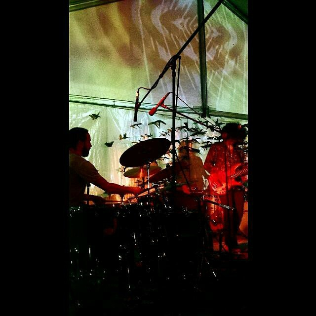 #Regrann from @tokalos -  @omingnome & @planetaryprojections at #atowngetdown