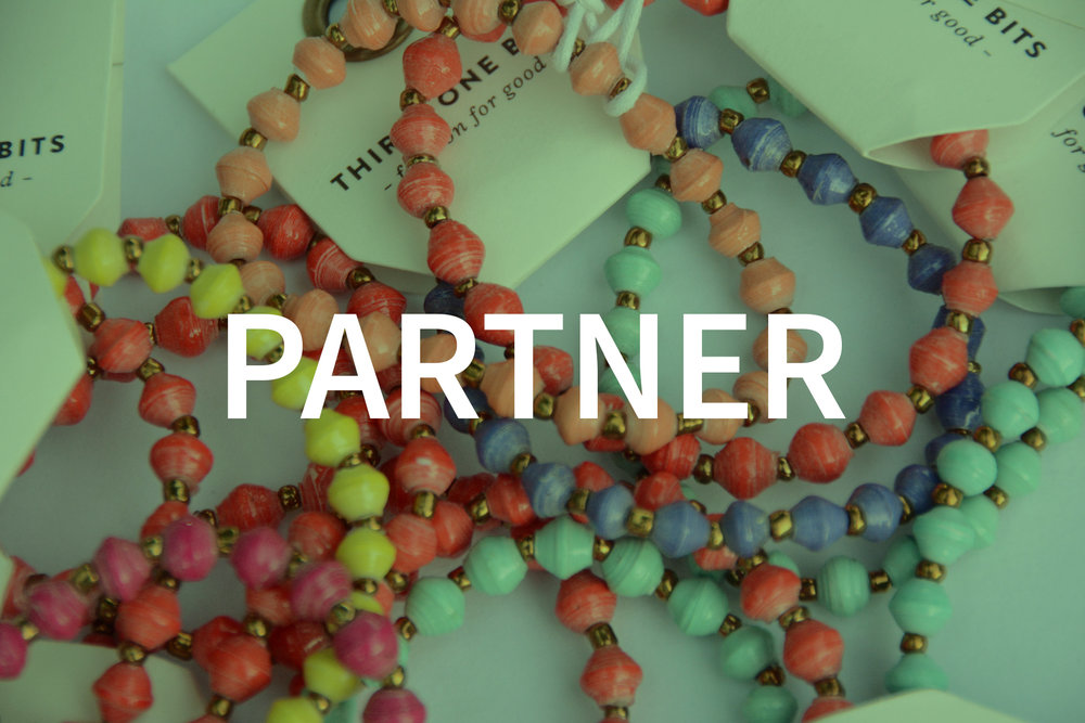 We proudly partner with a variety of brands that empower women worldwide who have been disadvantaged or exploited.