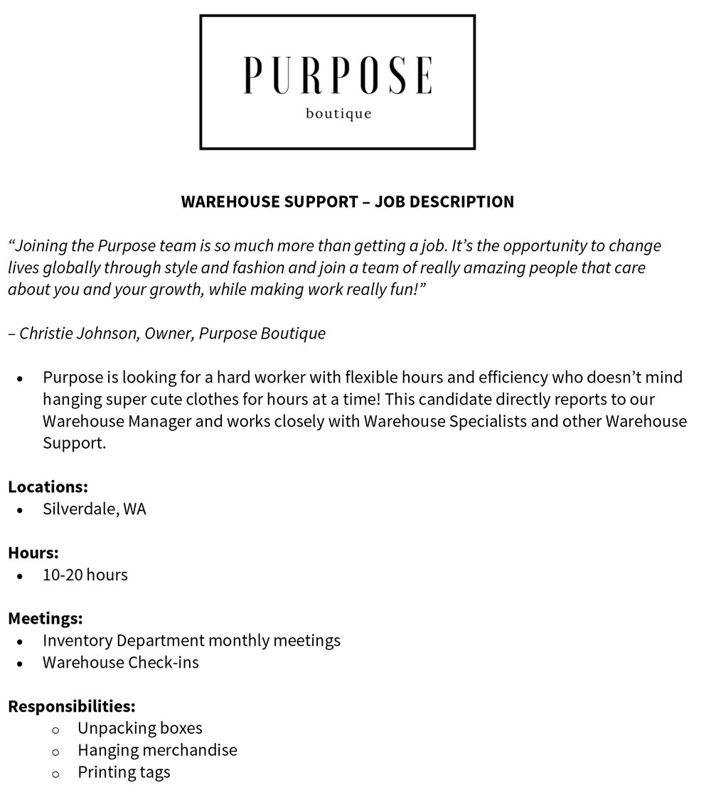 Warehouse Support - Job Description.jpg