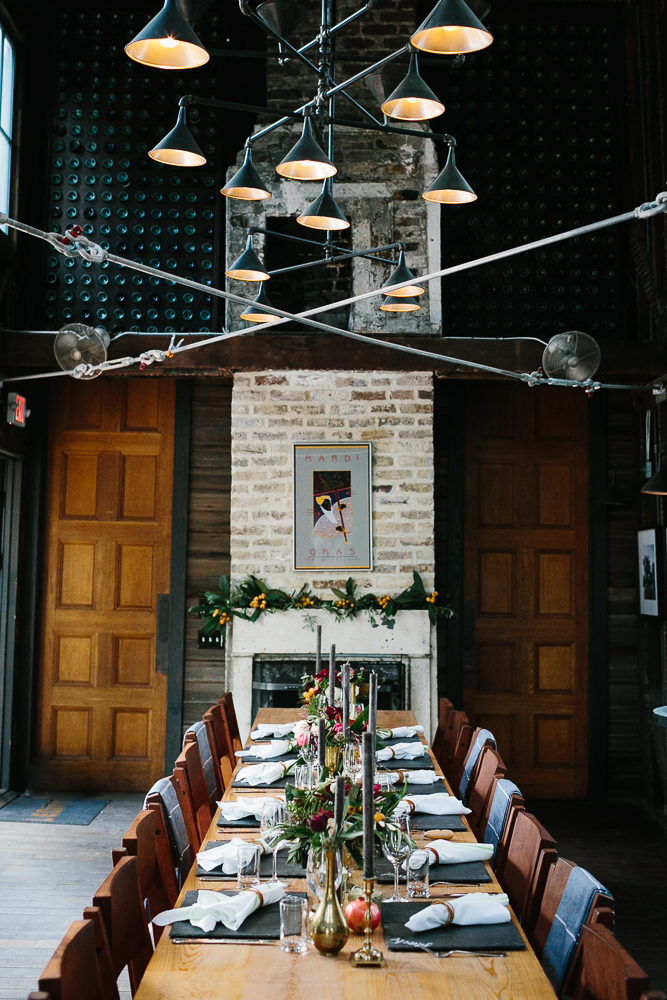 Leon's Oyster Shed - Rehearsal Dinner Styled Shoot