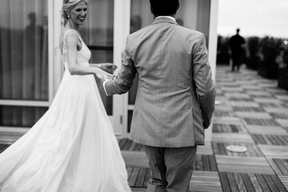 Spencer and Meredith, wedding and reception at the Dewberry in Downtown Charleston