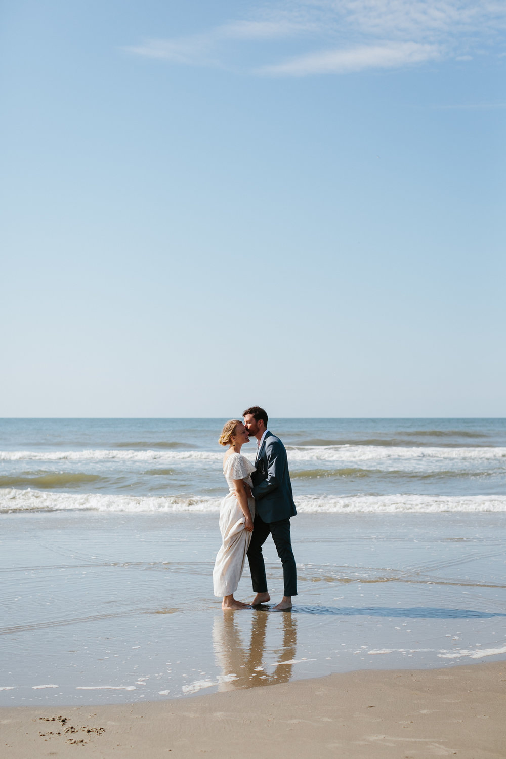 Sarah and Mark, Isle of Palms Elopement