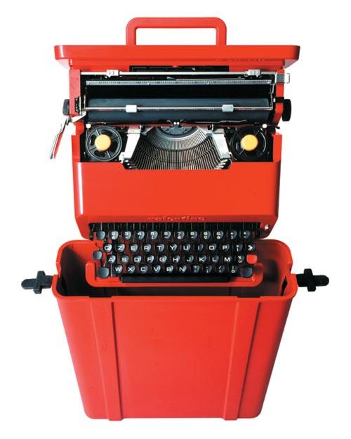 The Valentine Typewriter