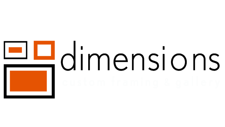 dimensions custom framing and gallery