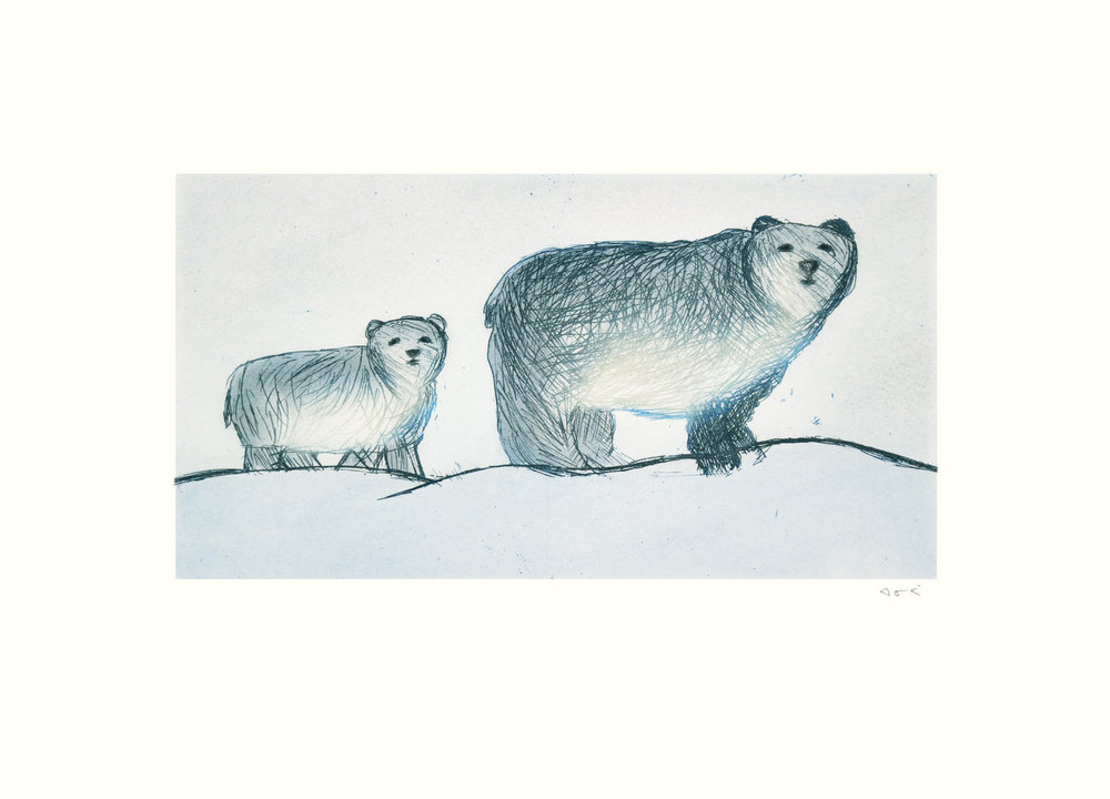 Annie Parr, Roaming Bears