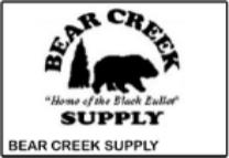 BEAR CREEK SUPPLY