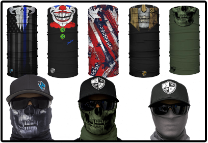 SALT ARMOUR MULTI-USE FACE SHIELDS