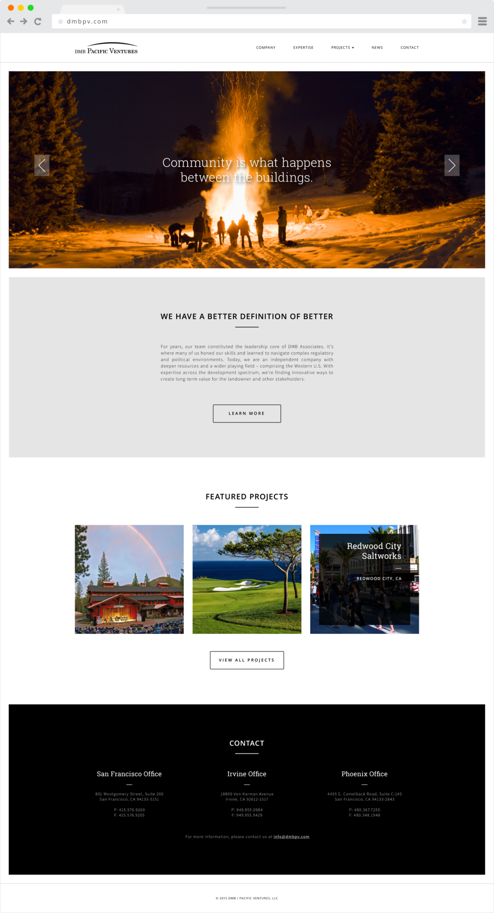 DMB_Homepage