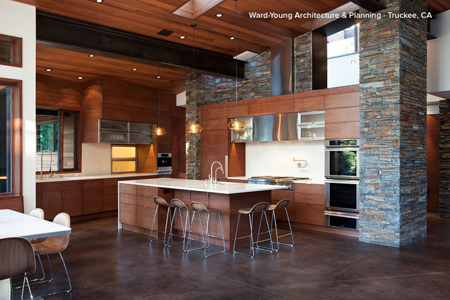 Kitchen Evolution: Work Zones Replace the Triangle — BERGDAHL REAL ...