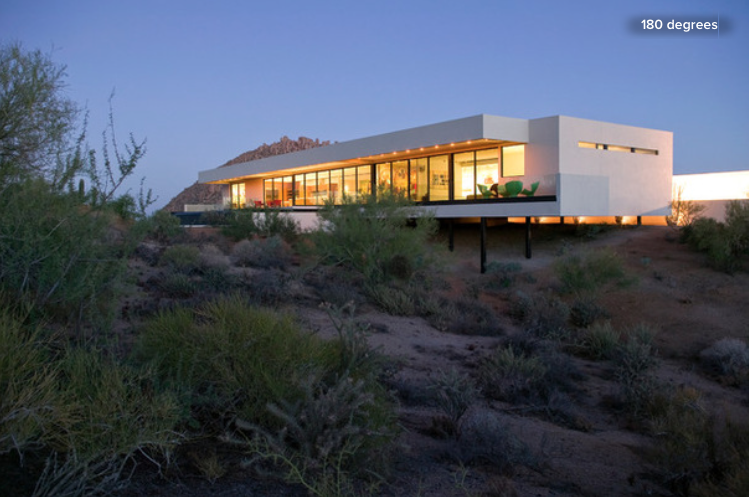 Stilt houses 10 reasons to get your house off the ground for Building a house in arizona