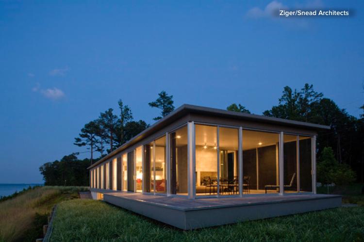 Home Design: Living La Vida Linear — BERGDAHL REAL PROPERTY