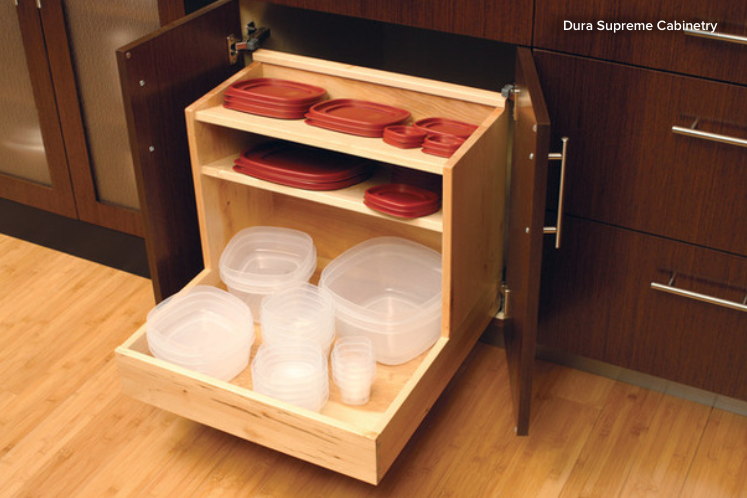 Pulling Power Clever Drawer Tactics For A Kitchen