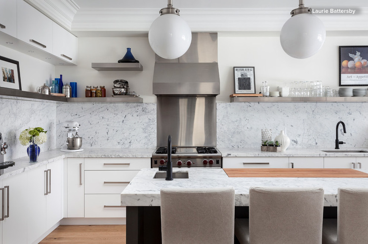 But It Doesnu0027t Require A Luxurious Budget. Take Inspiration From This  Trendy Yet Timeless Look, And Give Your Next Kitchen Remodel A Solid Head  Start.