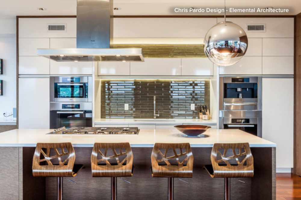 How to get your kitchen island lighting right bergdahl real property - How to get your kitchen ceiling lights right ...