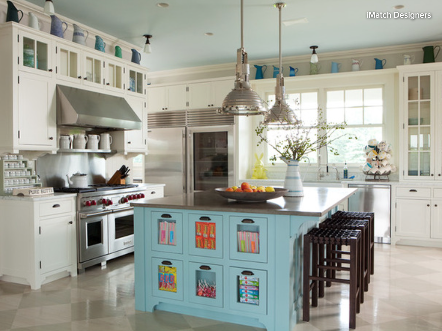 Kitchen Confidential: 7 Ways to Mix and Match Cabinet ...