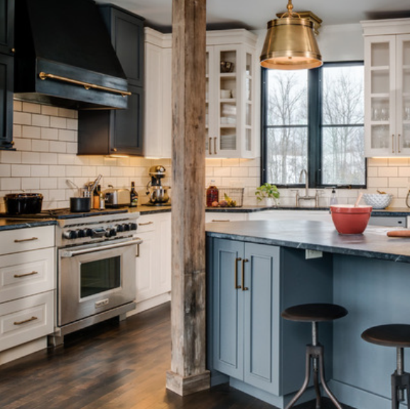 Kitchen Confidential: 7 Ways To Mix And Match Cabinet