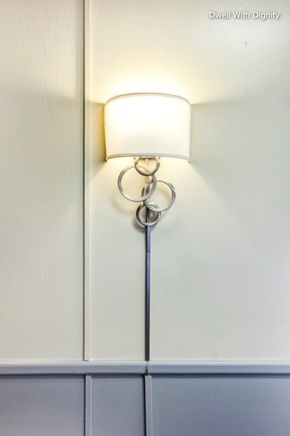 a simple table lamp can work just as easily at home as it does at the office to add task lighting to your desk but sometimes you just want your add task lighting